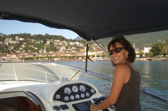 Pino Lago Maggiore, Italien: Lago Maggiore