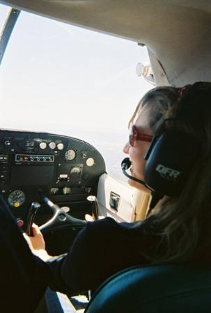 Sonora, Καλιφόρνια: ...but i'm allowed to fly the plane!