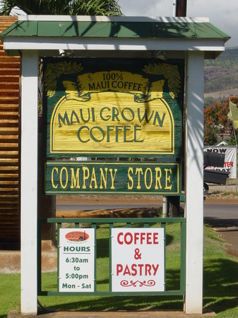 ‪MauiGrown Coffee Company Store‬