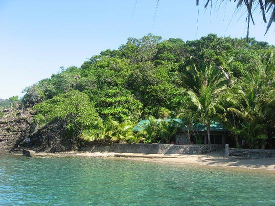 Bay Islands, Honduras: Superb location!