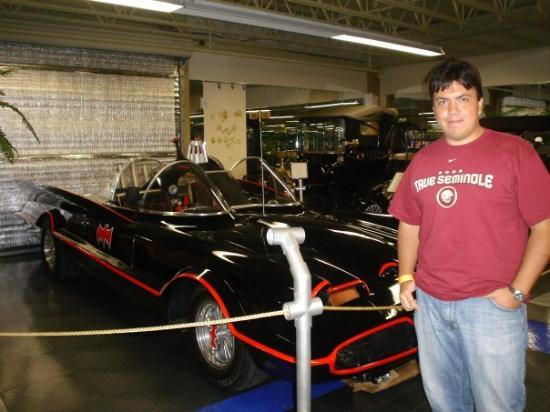 Tallahassee Antique Car Museum: El Batimovil de la serie.
