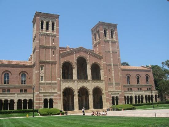 University of California Los Angeles - UCLA
