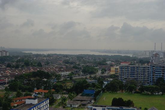 Hotel Selesa Johor Bahru: from level 14
