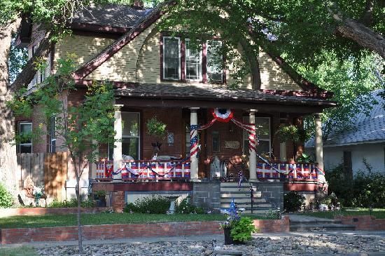 Lamar, CO: 4th of July at 3rd Street Nest B & B