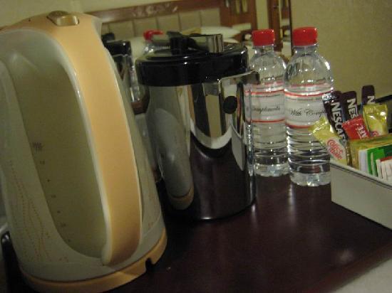 Hotel Jen Penang: tae/coffee making