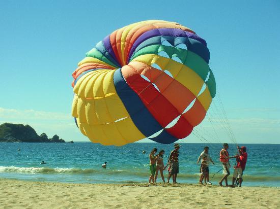 Hotel Fontan Ixtapa: Pour les amateurs de parachute