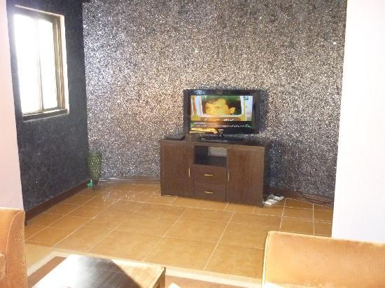 34 Morning Side: our 32 inch Plasm TV