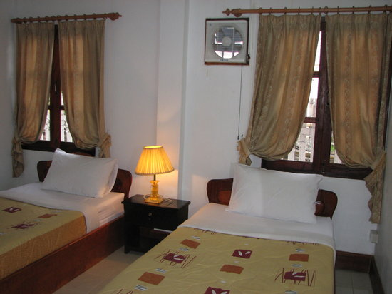 Suan Keo Guesthouse: twin room