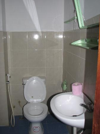 Suan Keo Guesthouse: bathroom Suan Keo