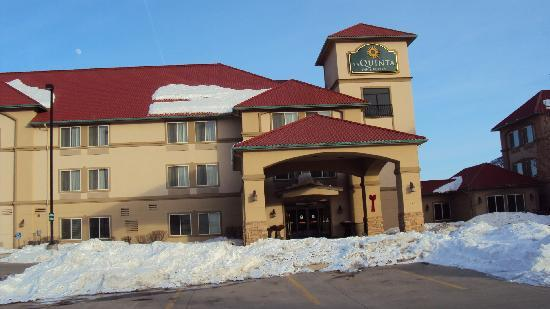 Rifle, CO: Front of Hotel