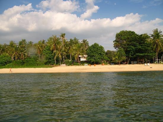 Nice 'N Easy House: Vue de la mer