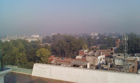 Country Inn & Suites by Radisson, Amritsar, Queens Road: Another rooftop view