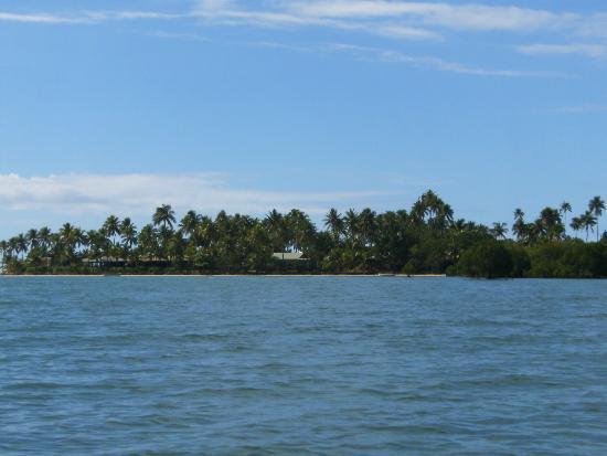 Nukubati Private Island: Nukubati (on apprach) A Very Special Place