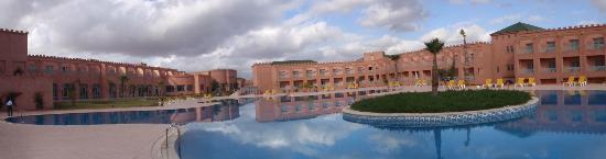 Mogador Palace Agdal: piscine