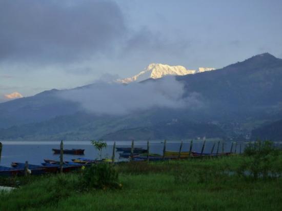 Begnas Lake Foto