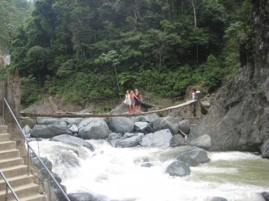 Jarabacoa... Jimenoa Falls