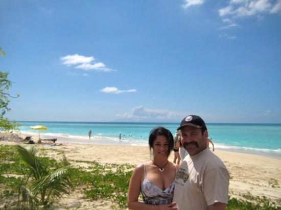 St John S Antigua Darkwood Beach Montserrat Volcano In The