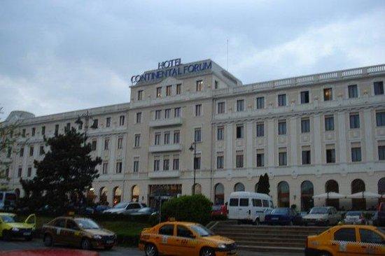 Continental Forum Sibiu Photo