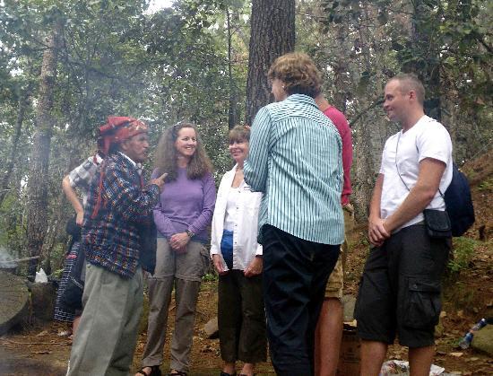 Corazon del Bosque: Corazón del Bosque - spiritual ceremony