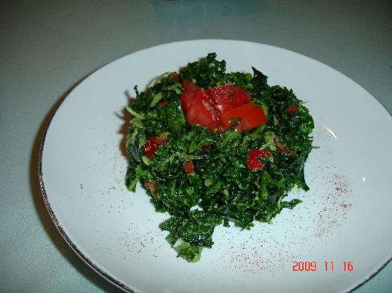 Lov'n It Live: Kale Salad