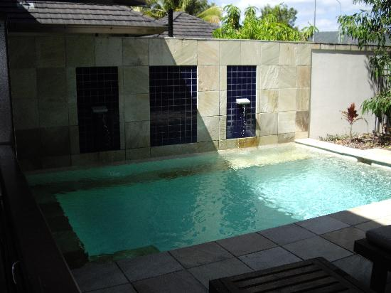 Pullman Port Douglas Sea Temple Resort & Spa: Plunge Pool