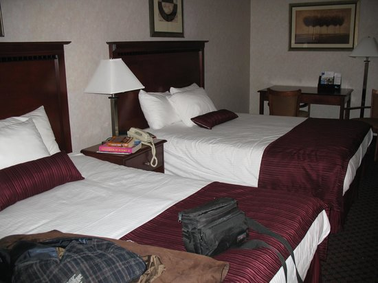 Baymont Inn & Suites Morton: Standard room