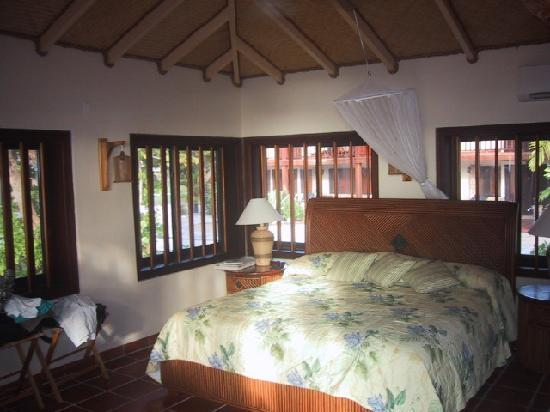 Palm Island: Room interior