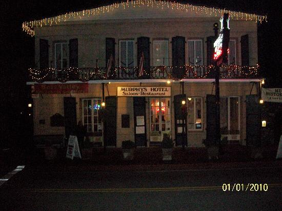 The Murphys Historic Hotel: Always Festive