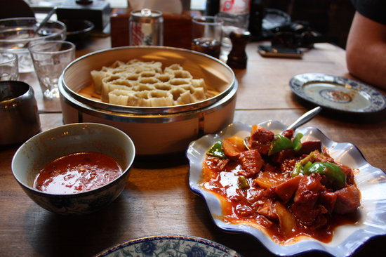 Top 10 restaurants in Pingyao County, China