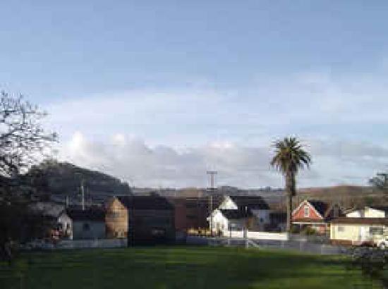 "Pescadero's Historic McCormick House Inn: Pescadero's McCormick House ""Bed & Biscuit"" - A room with a view..."