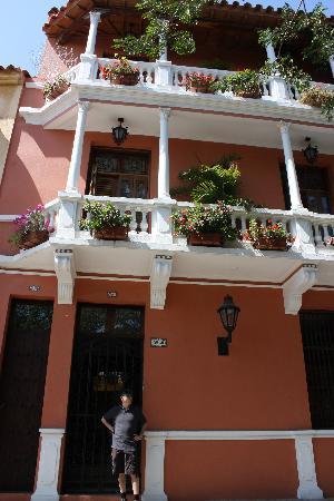Casa La Fe - a Kali Hotel: Exterior of Casa La Fe.