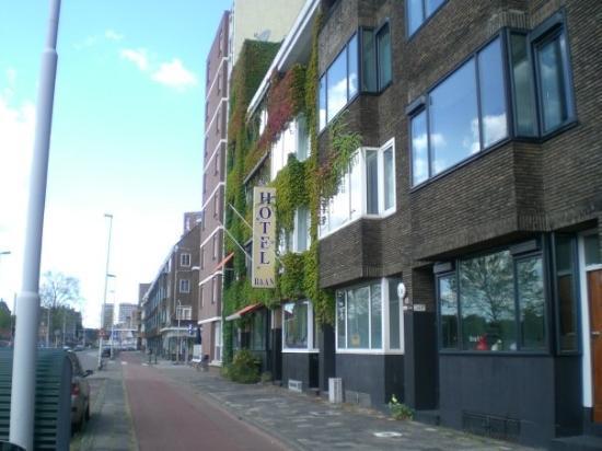 Rotterdam, Hotel Baan