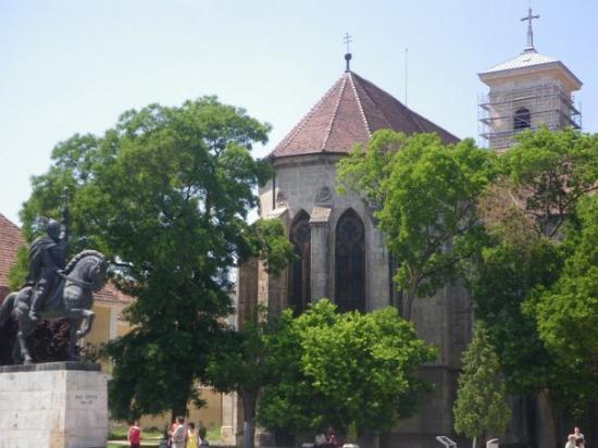 Catholic Cathedral, Alba Iulia, 11th century