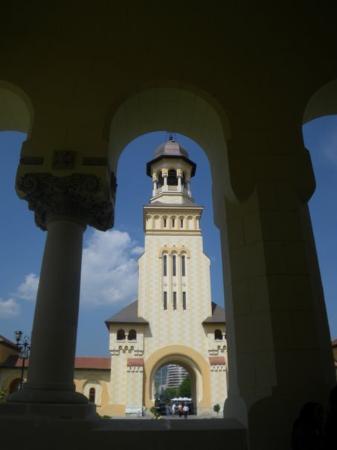 Alba Iulia, رومانيا: Alba Iulia ceremonial entrance