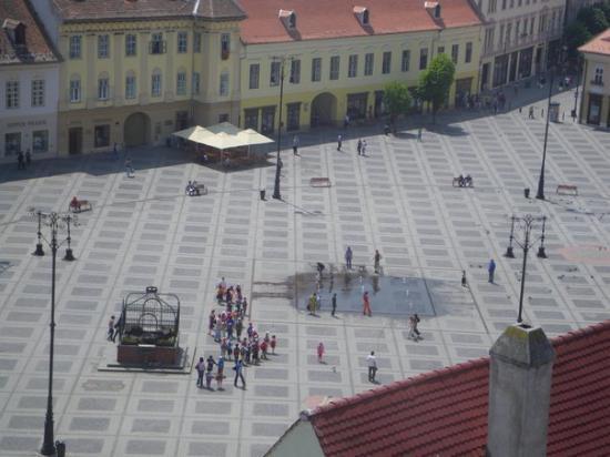 Grand-Place (Piata Mare) : Sibiu's Great Plaza