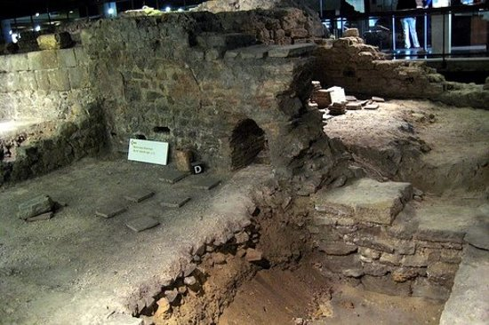 Foto de Archeological Crypt of the Parvis of Notre-Dame