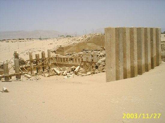 Marib, Йемен: Still being excavated