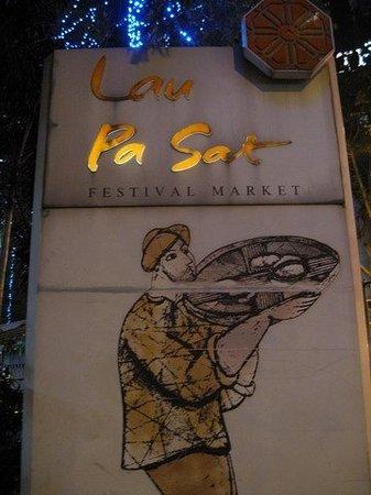 Lau Pa Sat Festival Pavilion