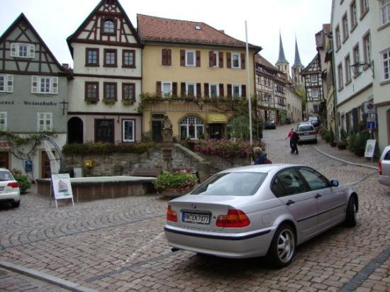 Bad Wimpfen Hotel Wagner