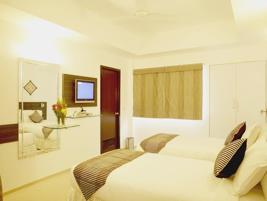 Smart Haven: Our Deluxe Twin Room