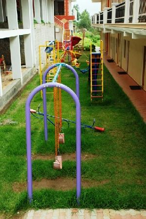 Fairstay Holiday Resort: Play space