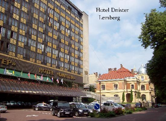 Premier Hotel Dnister: Hotel Dnister Lemberg
