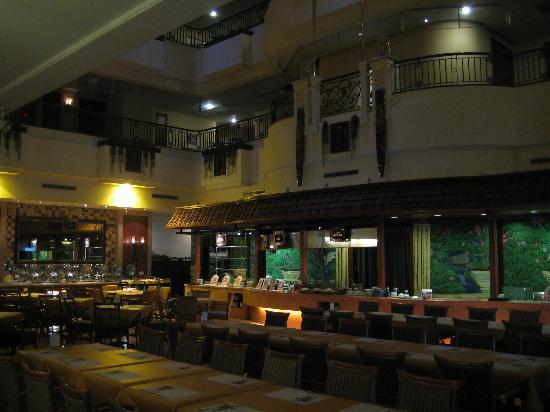 Wei-Yat Toong Mao Grand Hotel : 台南維悦統茂飯店:レストラン