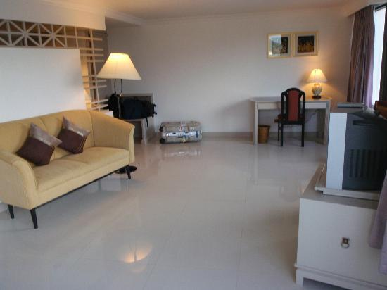 I Pavilion Phuket Hotel: かなり広いです。