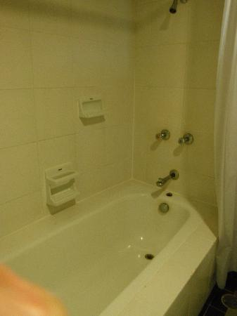 I Pavilion Phuket Hotel: シャワーはこんな感じでした