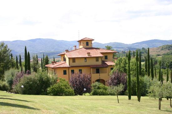 Reggello, Italië: la villa
