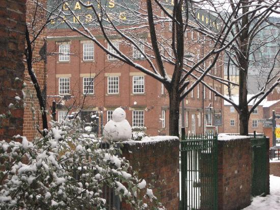 KSpace Waterloo Court Apartments: Winter - The Calls