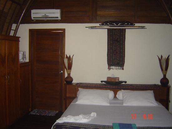Dream Village: interno bungalow