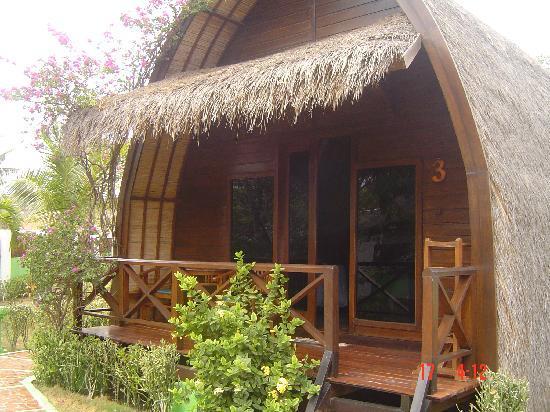 Dream Village: esterno bungalow