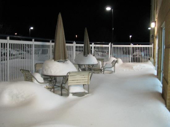 Fairfield Inn & Suites Dulles Airport : Outdoors